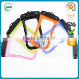 Hot sale High quality PVC waterproof dry bag for universal mobile phones,waterproof phone case