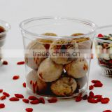 salad bowl, deli container, packaging box, plastic cup, PET bowl,plastic round container
