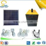 mobil accessaory USB Function poly crystalline silicon 200watt folding portable solar panel kit