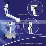 vagina colposcope/electronic colposcope/LED Light Source Colposcope Colpo-L100/ Colpo-L100 plus