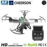 2016 cheerson cx-35 cx35 5.8G FPV rc long control distance drone quad copter with camera