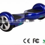 Self Balancing Electric Scooter Two Wheels Bicycle 4400mA Sumsung Battery Mini                                                                         Quality Choice