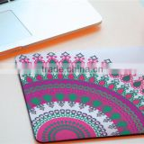 Custom made to order wholesale, creative advertising mouse pad set office game mouse pad