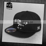 Blank fitted snapback hats wholesale high quality plain wholesale flex fit hat flexfit cap