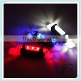 The best Bicycle tail and rear lights for with led waterproof shockproof and 4 flash warning modes bike light