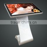 42 inch touch screen AIO PC wall mount floor stand