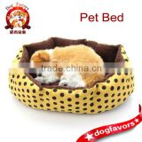 Wholesale - 100% Cotton Pet Dog Puppy Cat Soft Fleece Cozy Warm Nest Bed House Mat For pet products pet nest