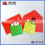 Christmas Gift Paper Card with envelope/Pocklet ; Folded Paper Cards for Christmas Gift Packaging