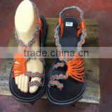 038c644ab16429 ... Dobbytex DBTS1 Handmade rope Sandals Shoes Hil tribe   Hmong   Summer    African