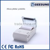 Portable USB/Bluetooth/Serial/WIFI Mini Printer 58mm