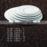 Factory direct sales supply cheap custom plates melamine