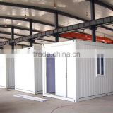Green Energy Saving Cost Prefabricated Container House Type for office Hege                                                                         Quality Choice