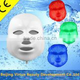 Led Light For Face Home Use Led Facial Mask PDT Phototherapy System For Skin Rejuvenation Spot Removal Red Led Light Therapy Skin