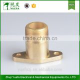 Air conditioning parts brass fittings adapter