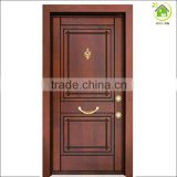 Turkey solid wood armored door armored wood door, bullet proof door ,anti-theft door