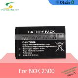 Replacement li-ion battery for new nokia phone model, standard battery type for NOK BL 5C