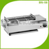 EB-110 stainless steel high quality gas outdoor bbq barbecue grill/BBQ grill for sale with factory price