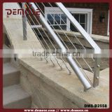 decorative temporary fencing or interior iron stair railing system