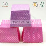 disposable cupcake liners cups paper baking cups for cake muffin tool SGS FSC certificated