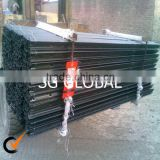 China removable farm painted galvanized used steel fence t type fence posts for field fence