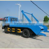 Brand new hydraulic arm container garbage truck for sale