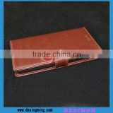 New arrival for xiaomi redmi note custom printed case leather flip cover