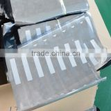 shenzhen china white block printed see through lamination esd packing plastic bag