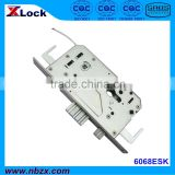 60mm Backset & 68mm CC Distance, Security Door Fingerprint/IC Card/Coded Lock Electronic Lock Body 6068ESK,