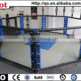 Reasonable price large floor octagon mma cage