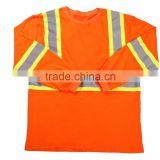 Reflective Safety T Shirt Fluorescent Shirts Custom Clothing High Quality Polo Shirt                                                                         Quality Choice