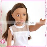 Articulate baby doll with good body shape oem 11.5 inch dolls