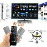 Original factory cheapest 2.4Ghz Wireless keyboard 6-Axis MX3 Wireless Keyboard + Voice for XBMC Android Mini PC TV Box