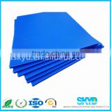 pp corrugated hollow sheet / fluted plastic sheet