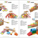 wooden playground equipment for kids