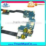 New Part Audio Jack Flex for HTC One Max T6 with Sim Read ,Replacement Headphone Flex cable for HTC Cell Phone
