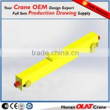 3D Design Drawing Customizable Crane 5ton end carriage used for single girder overhead crane