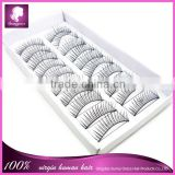 premium natural custom made cheap good quality hand made eyelashes for cheap