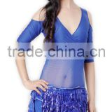 SWEGAL 2013 SGBDB13039 2colors royalblue fashion sexy belly dance modern set dress