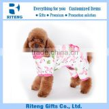 pet puppy dog warm clothes with four legs                                                                                                         Supplier's Choice