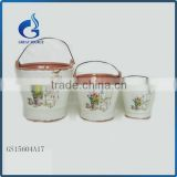 outdoor ceramic plant flower pots terracotta pots