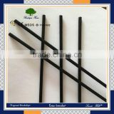 Wholesale straight shape color incense and high quality less than 1 dollar Fiber Rattan sticks