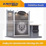 Hot Sale Aluminium profiles Portable Exhibition Booth with China factory directly supply