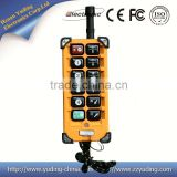 Henan Yuding telecontrol f23-bb wholesale customized wireless remote control relay switch