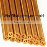 EDM Brass Electrode Tube Multi hole