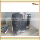 Rotational scrubber mould, floor cleaning machine aluminum rotomold