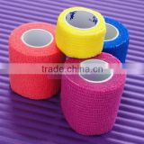 Plastic self adhesive elastic bandage for wholesales