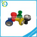 wholesale top quality custom fun shape colours silicone shisha hookah shisha rubber bowl