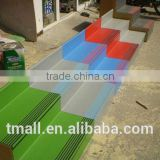 indoor rubber function PVC stair tread