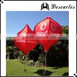 Digital printing decoration banners, spinning flags, advertising lattern banners for sale