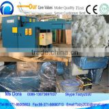 high efficiency best quality cotton cutting machine/cotton waste cutting machine